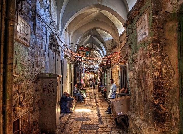 エルサレム旧市街2