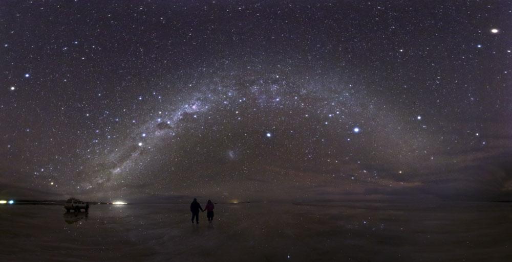 ウユニ塩湖4